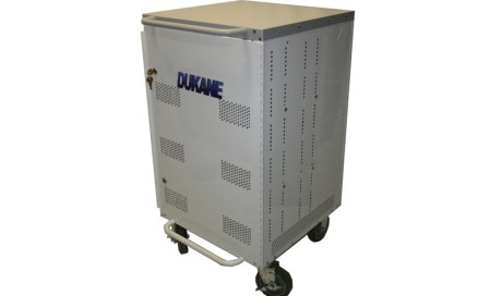 Dukane MCC1 iPad/tablet charging cart