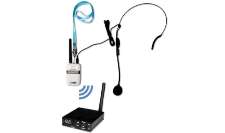 Dukane WMIC1A Wireless (RF)