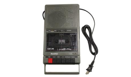 Hamilton Buhl Cassette Player