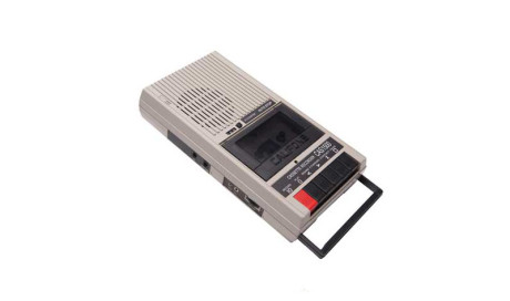 Cassette Player/Recorder 1500